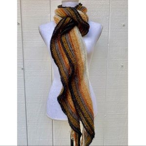 Accessories - Multi Color Extra Long Winter Scarf